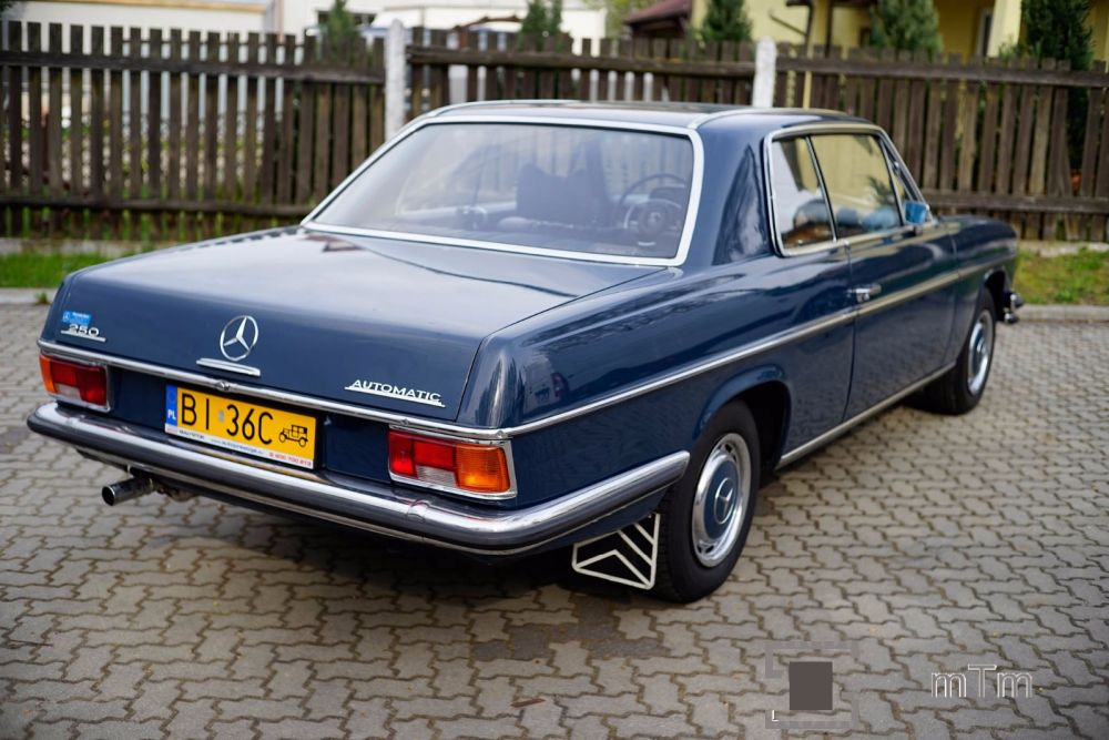MERCEDES 250 C COUPE W114