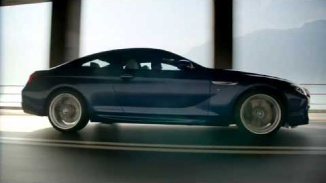 The new BMW 6 Series. Official launch film.
